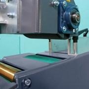 "Fein ""Grit"" 6"" Industrial Belt Grinder with GIL Longitudinal Surface Grinder Attachment, GI150 / GIL"