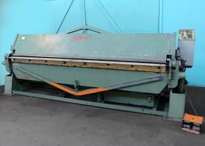 Chicago 10' x 12 Gauge Hydraulic Straight Brake, HSB1012