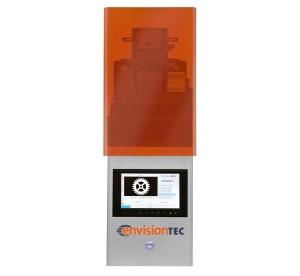 EnvisionTEC Micro Plus XL High Resolution Desktop 3D Printer