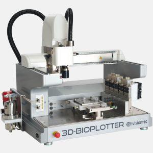 EnvisionTEC Bioplotter Rapid Prototyping Biofabrication 3D Printer