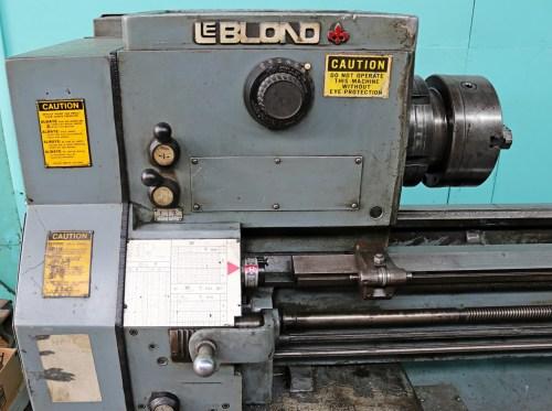 small resolution of lr45819 leblond 19 x 110 engine lathe