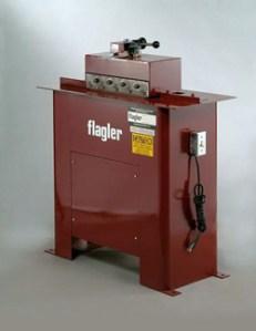 Flagler 20 Gauge Standard Pittsburgh Rollformer Machine