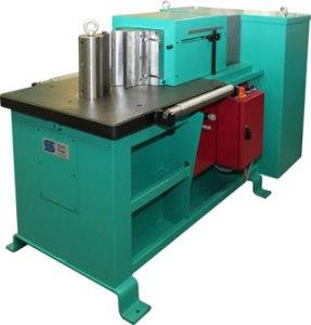 Stierli-Bieger 145 Ton Horizontal Bending and Straightening Machine, 1300 HE