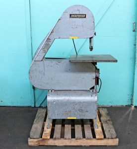 "Lockformer 24"" Vertical Band Saw, 24S"