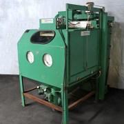 "Abrasive Blast Systems 48"" x 48"" Sandblaster with Direct Pressure System, GS07F9515G"