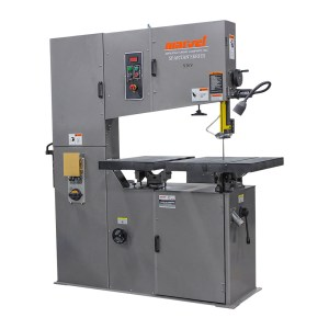 "Marvel Spartan 36"" High Speed Vertical Contour Band Saw, S36V"