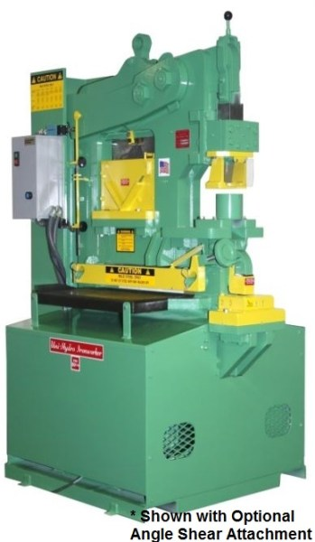 Uni-Hydro 80 Ton Ironworker, Pro 80
