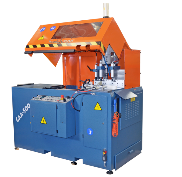 """Scotchman 20"""" Automatic Up-Cut Non-Ferrous Cold Saw, GAA-500 90 DT-20 with CNC"""