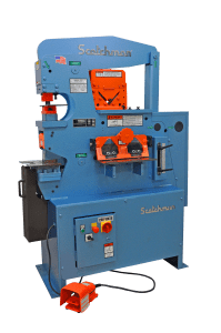 Scotchman 50 Ton 5-Station Hydraulic Ironworker, 50514 EC
