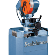 """Scotchman 10"""" Cold Saw with Power Downfeed, CPO 275 PD"""