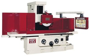 "Kent 24"" x 48"" Automatic Surface Grinder, SGS-2448AHD"