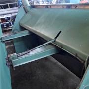 Pearson 8' x 10 Gauge Hydraulic Power Squaring Shear, 8018