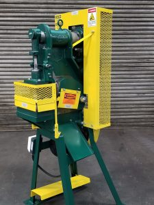Rogers 10 Ton Power Ironworker, Bantam