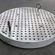 """Nikken 20"""" Horizontal/Vertical Rotary Table, NST-500"""