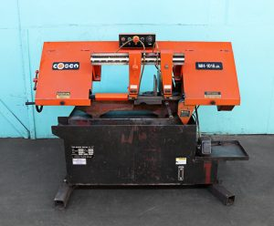 Cosen 10″ Manual Horizontal Pivot Band Saw, MH-1016JA
