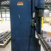 Pacific 14' x 165 Ton Hydraulic Press Brake, J165-14H