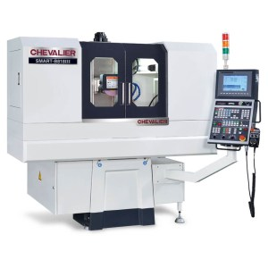 "Chevalier 8"" x 18"" 2-Axis CNC Surface and Profile Grinder, H 818 III"