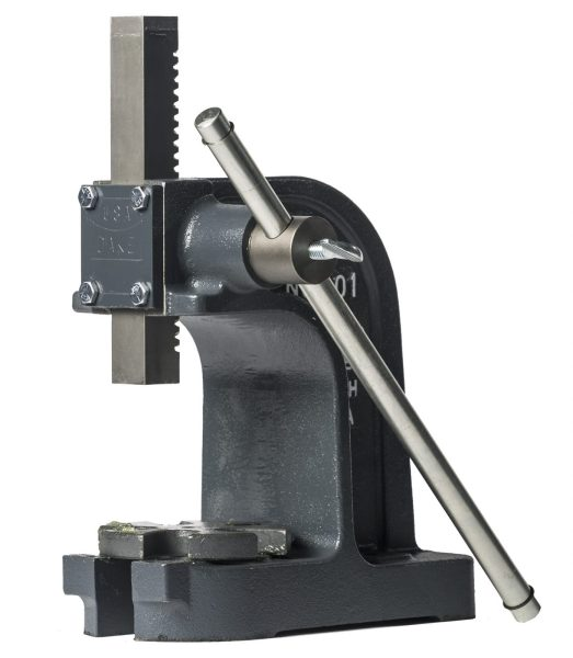 Dake 1 Ton Single Lever Arbor Press, Model 00