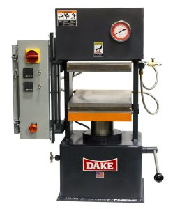 Dake 25 Ton Laboratory Press, 44-225