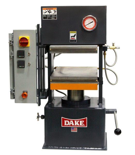 Dake 75 Ton Laboratory Press, 44-275