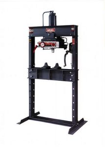 Dake 50 Ton Air Operated Press, 6-450