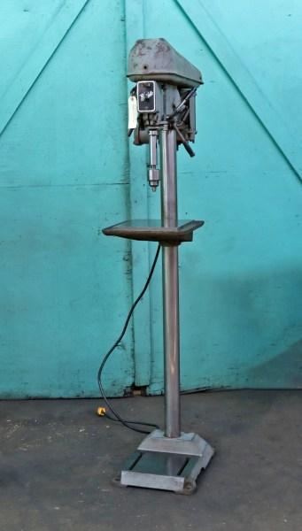 """Buffalo 15"""" Floor Model Drill Press"""