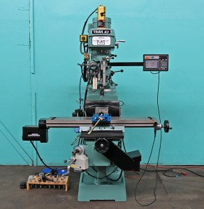 "Prototrak 50"" x 10"" 2-Axis Vertical Milling Machine, K3 EMX - SALE PENDING"