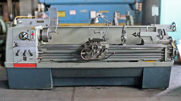 """Clausing Colchester 17"""" x 80"""" Engine Lathe"""