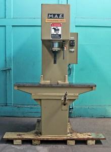 MAE 45 Ton Straightening Press, S40RH
