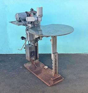 "High Speed Hammer Co. 6"" Riveting Machine, 2AHD"