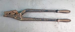 Whitney Tool Co. Clip Punch, No. 23