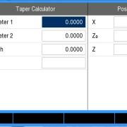 Acu-Rite DRO203 Digital Readout System