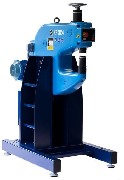 Eckold 'Kraftformer' 11 Gauge Sheet Metal Forming Machine, KF 324