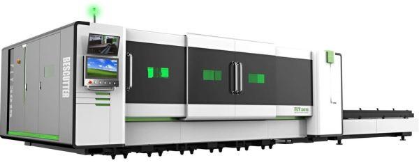 Bescutter 'Fly Speed' 5' x 10' 6kW Fiber Laser