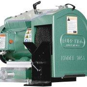 "Burr King 10"" x 3"" Tube Finisher/Deburring Machine, 1051"