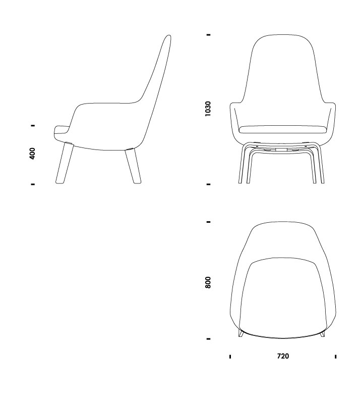 3 in one high chair plans dining room reupholstery cost download 2d 3d cad files era lounge wood