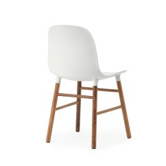 The Chair Fic Academy Sports Chairs Form White Walnut