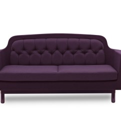 Purple Sofas Sofa Cleaning Dundee Onkel Recognizable Scandinavian Design Fabrics