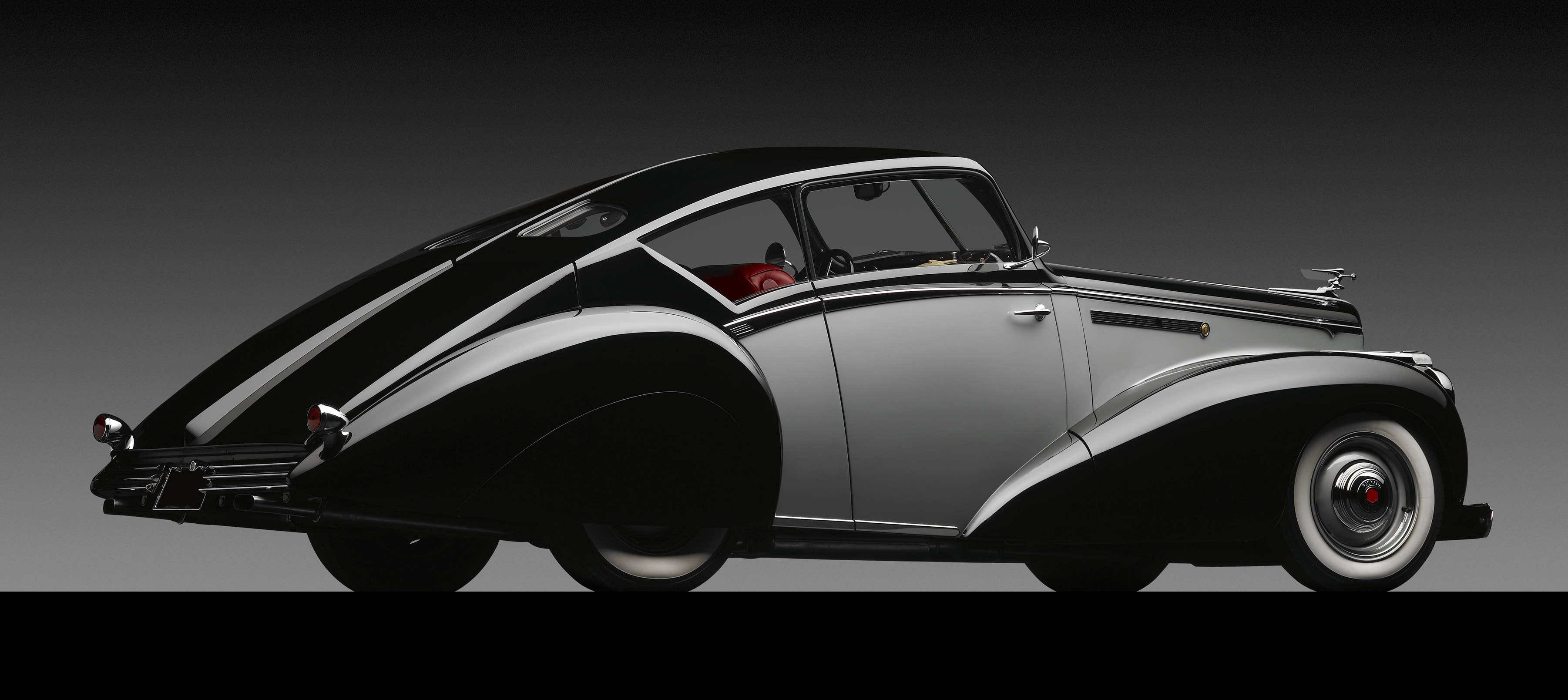 1941 Packard  Normans Garage