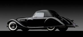 1932 Ford Speedster-rear 3q inc bumpers dark