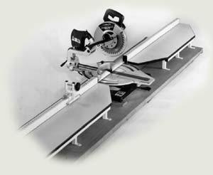 Biesemeyer Miter Saw Fence System