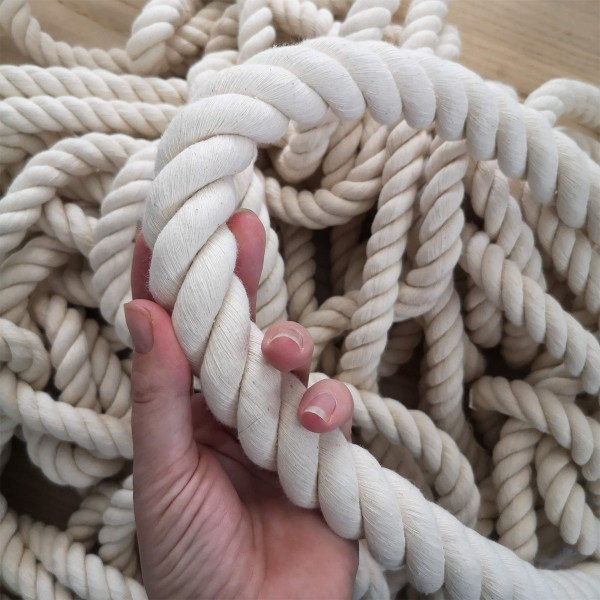 Cotton rope 26 mm