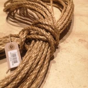 Manila rope 6 mm 3 strand