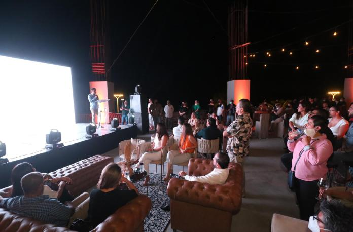 $! The Altomare Panoramic Condos project was presented to real estate agents and potential clients.