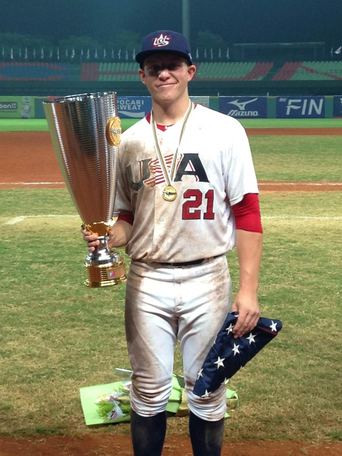 Reetz Wins Gold Medal Norris School District