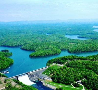 Norris Dam State Park makes a great Tennessee Vacation ...