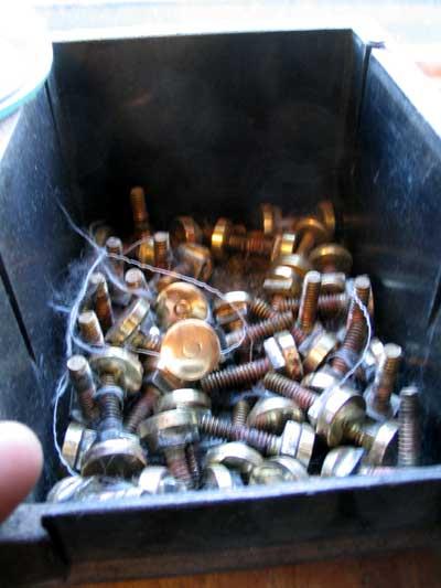 Split Nut Saw Bolts