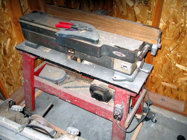 Sears Jointer 103