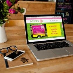 Website design – AC Lawn and Garden Care – Lemon Tree Passage, Port Stephens