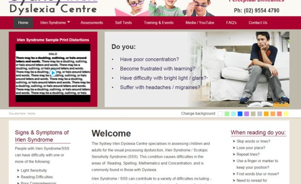 Web and graphic design - business services Sydney